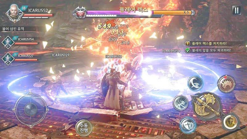 GODLIKE Games Icarus