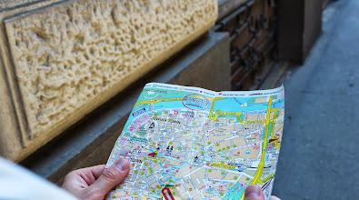Photo: The GPS-hobbit.