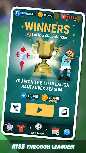 Tiny Striker LaLiga 2019 - Soccer Game 1.0.10 {cheat|hack|gameplay|apk mod|resources generator} 3