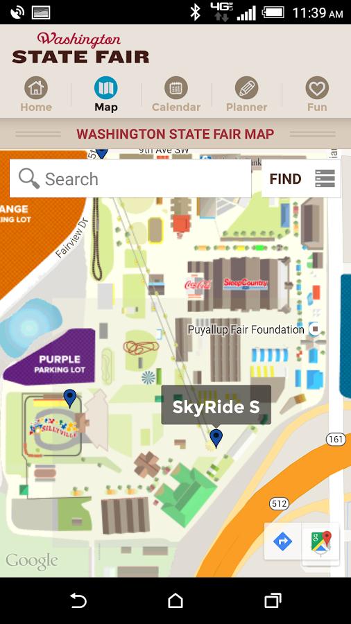 Washington State Fair- screenshot