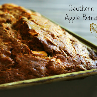 Southern Comfort Apple Banana Nut Bread