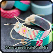 MACRAME BRACELET CRAFT