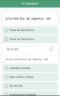 Mi Calendario (LGC) - náhled