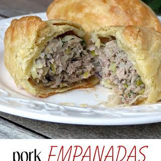 Pork Empanadas.
