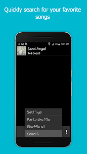 Simple Music Player – Gapless for Local Music App Download For Android 1