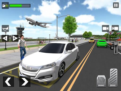 City Taxi Driving: Fun 3D Car Driver Simulator 1.2 screenshots 9