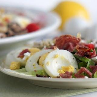 Spring Veggie Cobb Salad.