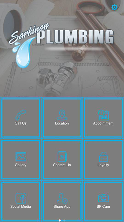 Sarkinen Plumbing- screenshot