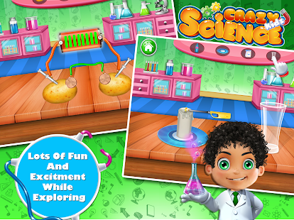 crazy kids science apps on google play