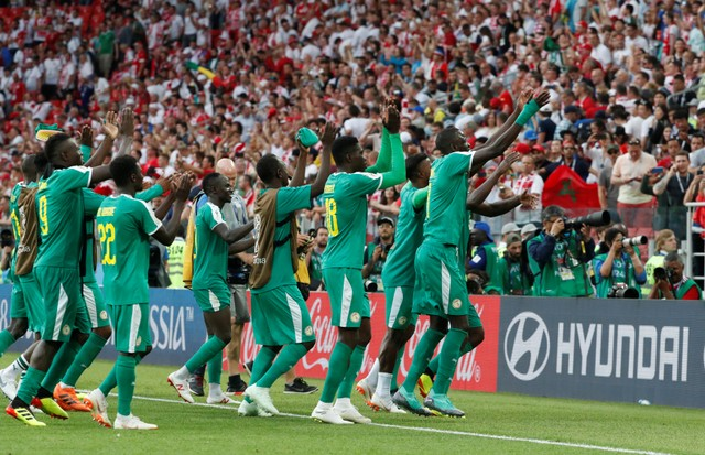 f8a6d03bf  Racist  tweet could inspire Senegal in World Cup showdown