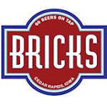 Logo for Bricks Brewing