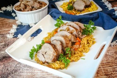 Seasoned Pork Loin