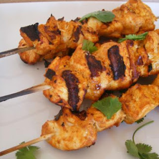 How to Make Grilled Chicken Tikka
