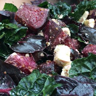 Beetroot & Kale Salad