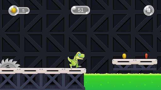 Dinosaur Up  captures d'u00e9cran 2