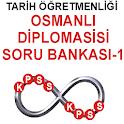 KPSS OSMANLI DİPLOMASİSİ SB-1 icon