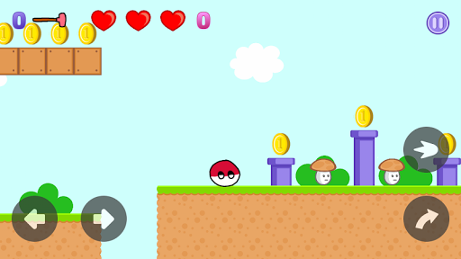 Polandball Platformer Game