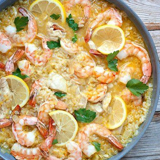 Shrimp Chicken Dinner Recipes.