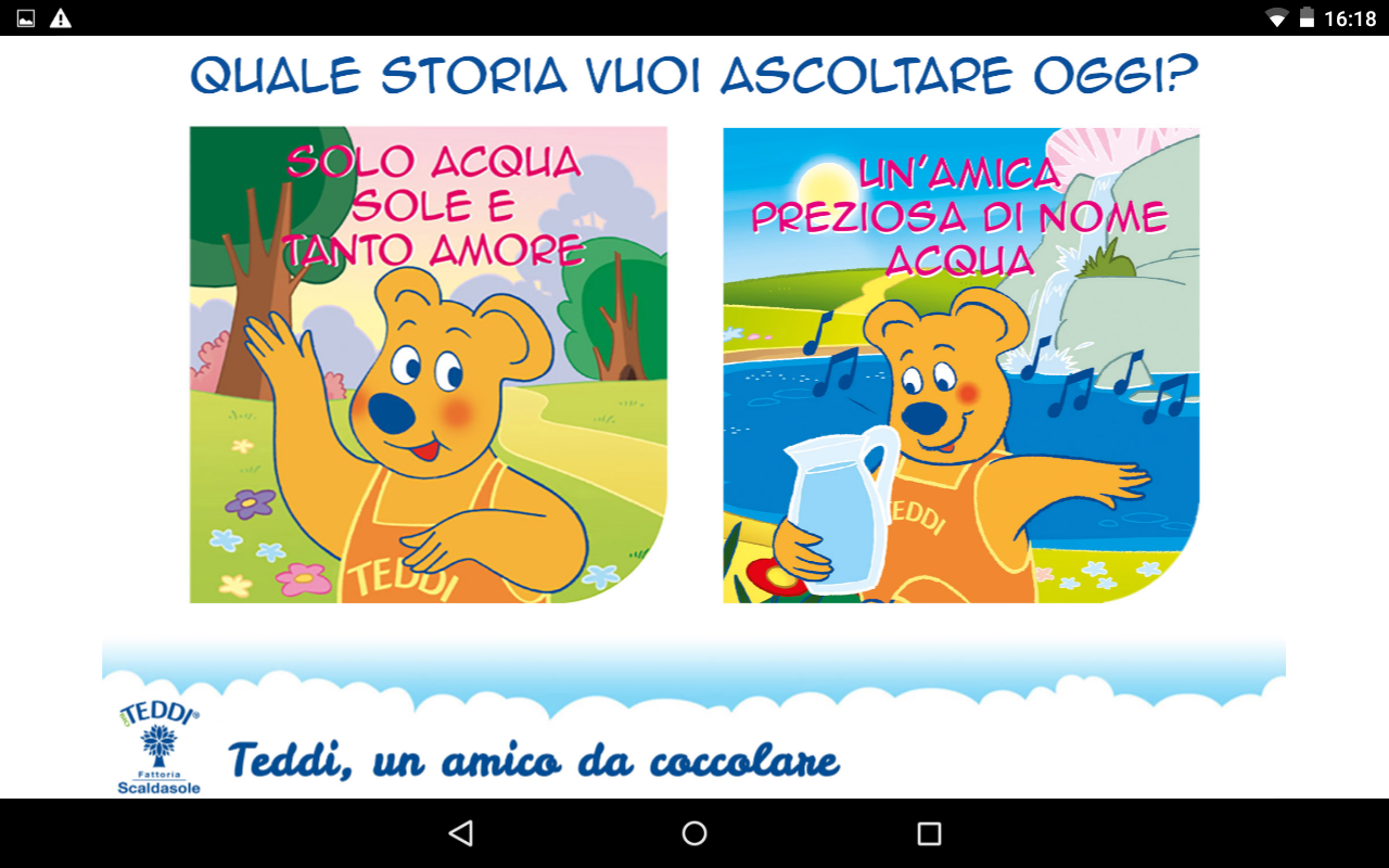 Le storie di Teddi- screenshot