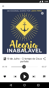 Alegria Inabalável- screenshot thumbnail