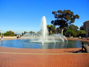 Photo: The Bea Evenson Fountain in Balboa Park