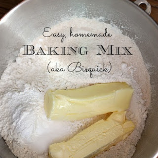 Baking Mix Recipes