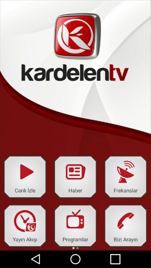 Kardelen TV- screenshot