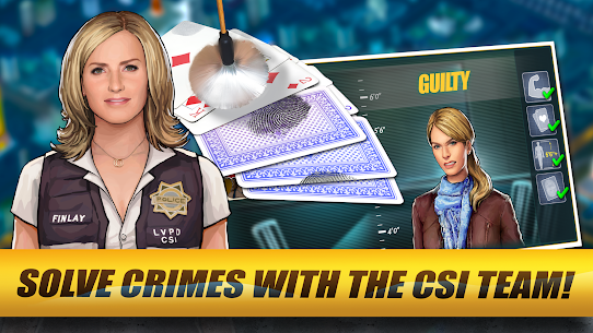 CSI: Hidden Crimes MOD Apk 2.60.4 (Unlimited Coins/Energy) 2