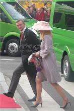 Photo: Archduke Carl Peter and Archduchess Alexandra of Austria