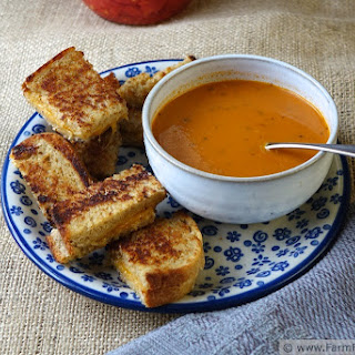 Homemade Tomato Soup With Canned Tomatoes Recipes.