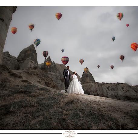 Wedding photographer Emrah Gülmez (emrahgulmez). Photo of 20.01.2018