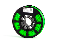Kodak Neon Green PLA+ Filament - 1.75mm (0.75kg)