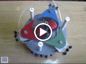 Video: Модес трофазног синхроног генератора.