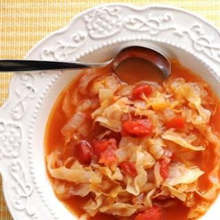 PEASANT CABBAGE TOMATO SOUP