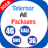 All Telenor Packages Free:
