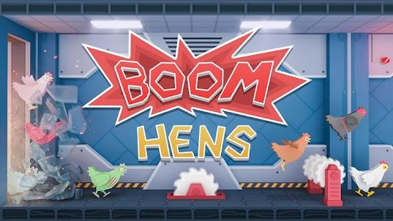 Boom Hens- screenshot thumbnail