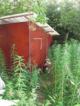 Photo: Lækkert toilet med træk og slip