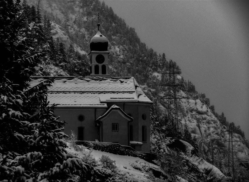 Sono qui.... in mezzo alla neve di Marina_Dossi