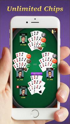 Chinese Poker - Bluetooth Game (Pusoy / Piyat2x) - screenshot