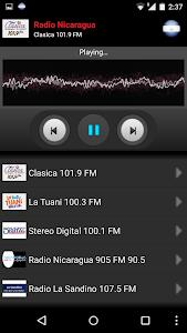 RADIO NICARAGUA screenshot 3