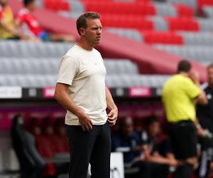 Le Bayern Munich tâtonne durant la préparation, Julian Nagelsmann se plaint