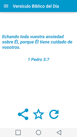 android Santa Biblia Español Screenshot 5