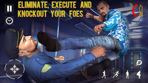 gangster prison evasion: jeux d'évasion la prison APK MOD – Pièces de Monnaie Illimitées (Astuce) screenshots hack proof 1