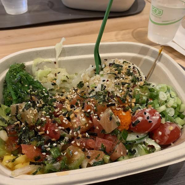 Photo from KEKOA Poke + Kitchen