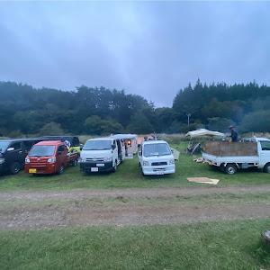 サンバートラック スーパーチャージャー  マニュアル・四輪駆動車のカスタム事例画像 よこちゃんさんの2021年09月26日05:15の投稿