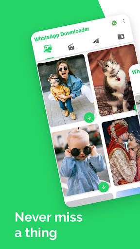Status Saver Plus for WhatsApp HD Photo And Video screenshot 1