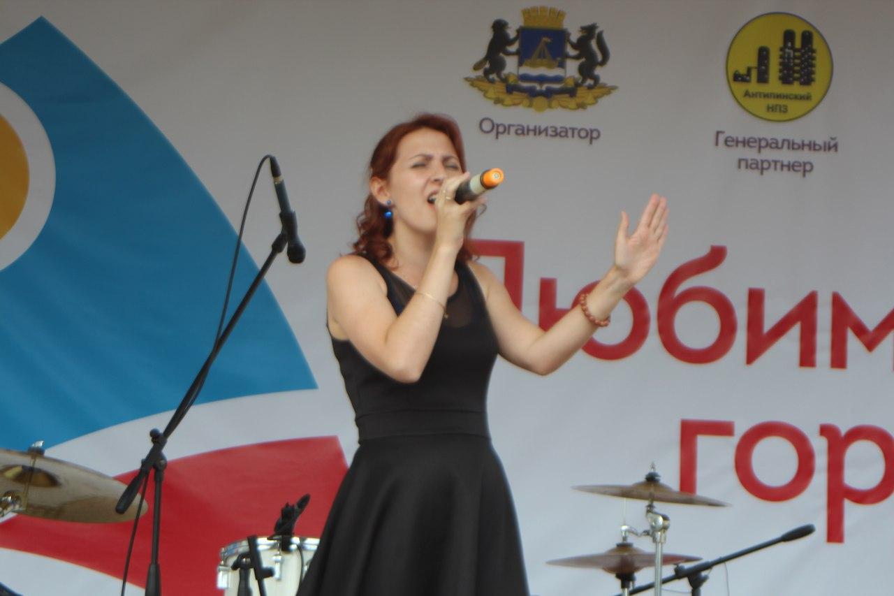 Полина Федорова в Тюмени