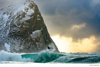 Photo: Dane Gudauskas, Norway. Photo: Burkard #Surfer #SurferPhotos