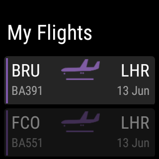 Heathrow Airport Guide- screenshot