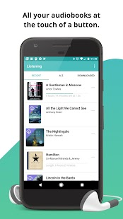 Audiobooks from Libro.fm- gambar mini screenshot